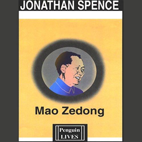 Mao Zedong audiobook cover art