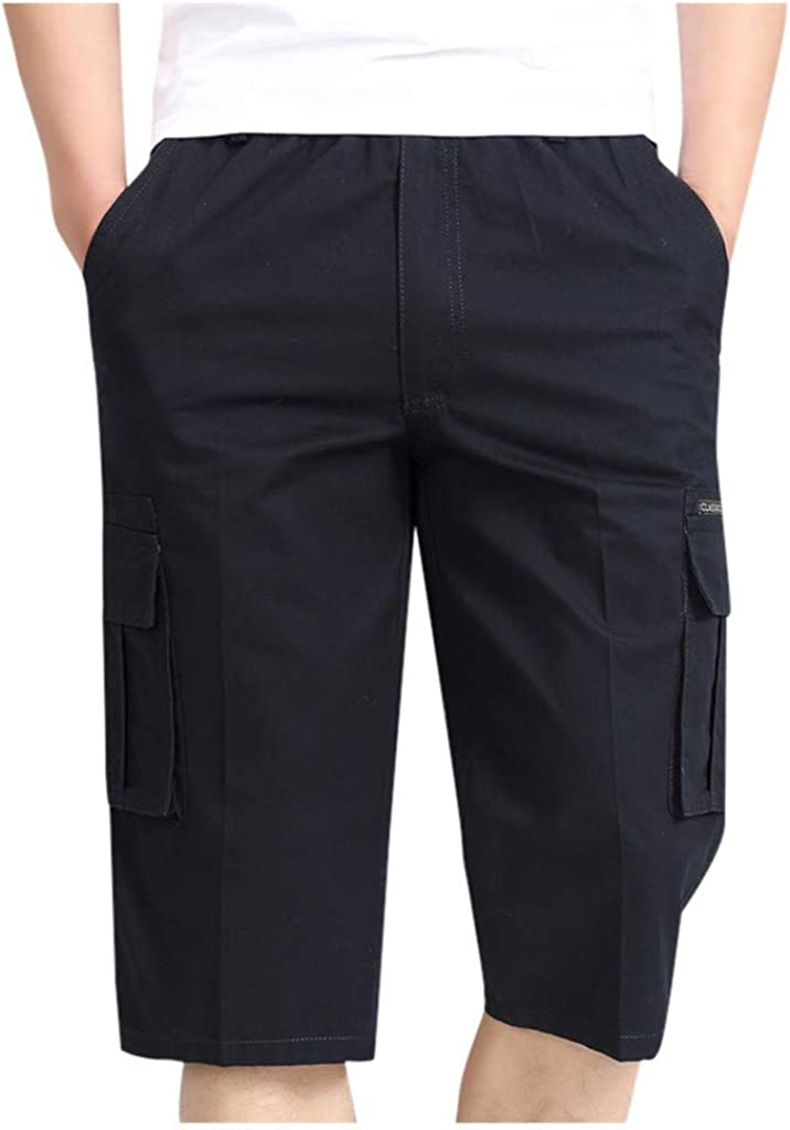 Men's Big and Tall Cargo Shorts 10