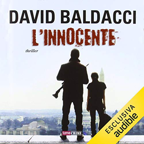 Couverture de L'innocente
