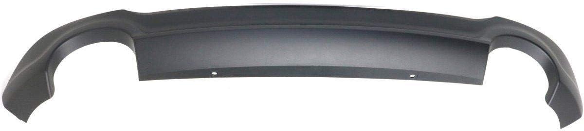 Rear Lower Bumper Cover For Max Max 59% OFF 60% OFF Textured 2014-2015 Optima Kia