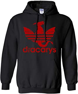 Dracarys Hoodie for Man Woman Support Game of Thrones Series