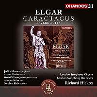 Elgar:Caractacus Op 35 [Judith Howarth; Arthur Davies; David Wilson-Johnson; London Symphony Chorus; London Symphony Orchestra,Richard Hickox] [CHANDOS: CHAN 241-58] by Judith Howarth