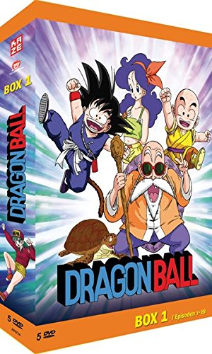 Dragonball - TV-Serie - Vol.1 - [DVD]