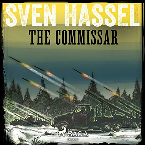 The Commissar audiobook cover art