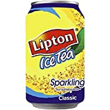 NDT24 Lipton Ice Tea Sparkling 330 ml. Dose 72 x 33 cl