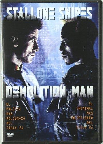 Demolition Man [DVD]