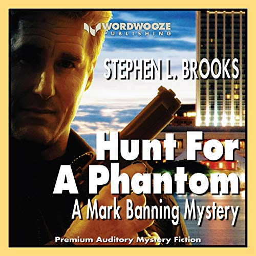 Couverture de Hunt for a Phantom