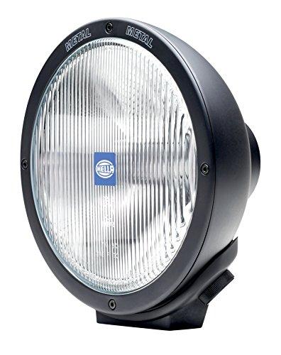 HELLA 1N8 007 560-031 Nebelscheinwerfer - Luminator - Halogen - H3 - 12V/24V - rund - gemusterte Streuscheibe - transparent - Anbau/Bügelbefestigung - Einbauort: links/rechts