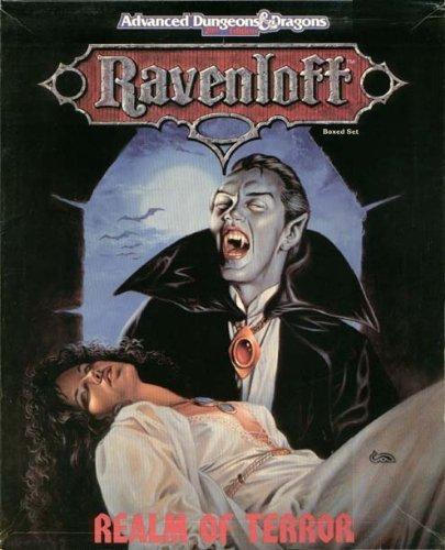 Ravenloft Box Set (Advanced Dungeons & Dragons/Game TRS 1053)