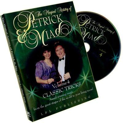Magical Artistry of Petrick Vol.4 - DVD