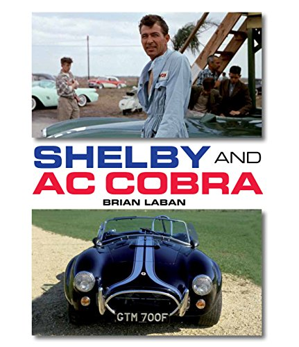 Shelby and AC Cobra (English Edition)