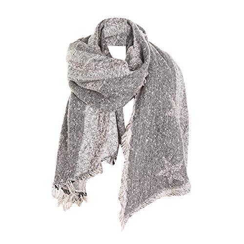 WILLTOO❤️❤️Fashion Scarf Shawl 2 in 1,Stars Printing Warm Clothing & Accessories