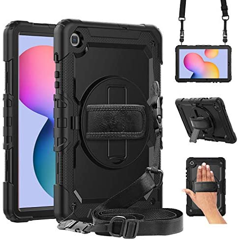 Samsung Galaxy Tab S6 Lite 10 4 Case 2020 with Screen Protector for Kids Blosomeet Rugged SM product image