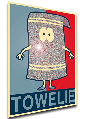 Instabuy Poster - Propaganda - South Park - Towelie A4 30x21