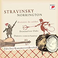 Dumbarton Oaks - Danses Concertantes - Roger Norrington by Roger Norrington (2013-07-16)