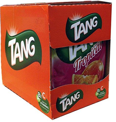 Tang, Poudre pour Boisson Goût Tropical, Pack de 15