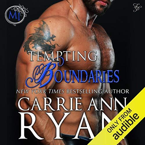 Tempting Boundaries audiobook cover art