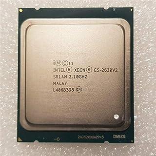 CPUs - Intel Xeon E5 2620 V2 Processor SR1AN 6 Core 2.1GHz 15M 80W E5-2620 V2 Server CPU