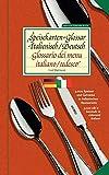 Speisekarte-Glossar