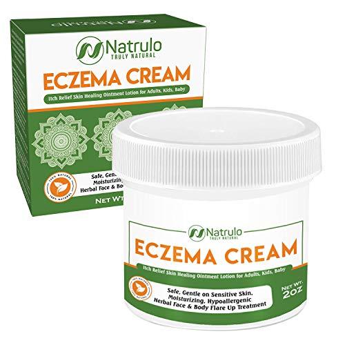Natrulo Natural Eczema Cream 2oz �…