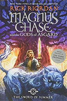 Paperback Magnus Chase and the Gods of Asgard Book 1 the Sword of Summer (Magnus Chase and the Gods of Asgard Book 1) Book