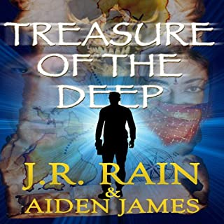 Treasure of the Deep audiobook cover art