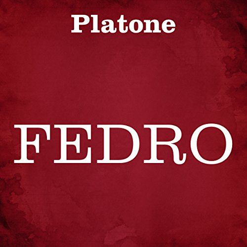Fedro audiobook cover art