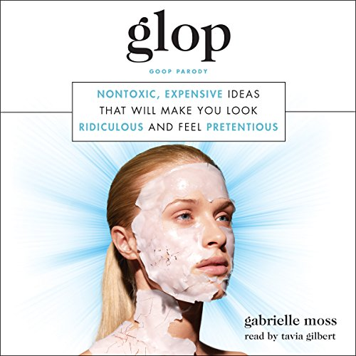 Glop audiobook cover art