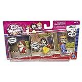 Disney Princess Comics Muñecas, Blancanieves Historia Moments Número 1 Deseo con Malvada Reina y Gru...