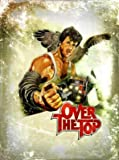 Over The TOP - Sylvester Stallone - U.S Movie Wall Poster Print - 43cm x 61cm / 17 Inches x 24 Inches A2