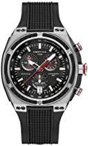 Certina Herren-Armbanduhr XL Chronograph Quarz Kautschuk C023.739.27.051.00