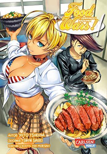 Food Wars - Shokugeki No Soma 04
