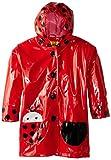 Kidorable Toddler/Little Kid Ladybug Raincoat, Red, 4 5