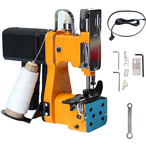 De Mano Mini Kit de la máquina de Coser eléctrica, Paquete-Type Cerrar la Costura la máquina de Coser, fácil de operar y fácil de Llevar Bricolaje Artesanía Hecha a Mano de máquinas de Sellado