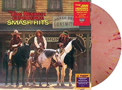 The Jimi Hendrix Experience - Smash Hits Exclusive Red /Yellow Swirl FYE Exclusive vinyl #/1000 [vinyl] Jimi Hendrix