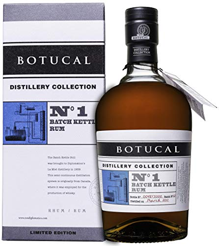 Botucal Destillery Collection No1 Batch Kettle Rum (1 x 0.7 l)