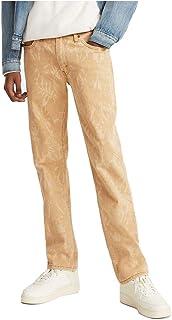 Levi's 511 Slim Fit – Jeans pour hommes à coupe ajustée avec stretch