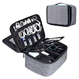 Bertasche Cable Organiser Bag Travel Electronics Gadget