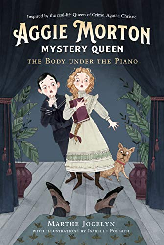 Aggie Morton Mystery Queen by Marthe Jocelyn