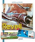 MAQUETTES REVELL TOME 1 (GB) 1950-1982 de Jean-Christophe Carbonel