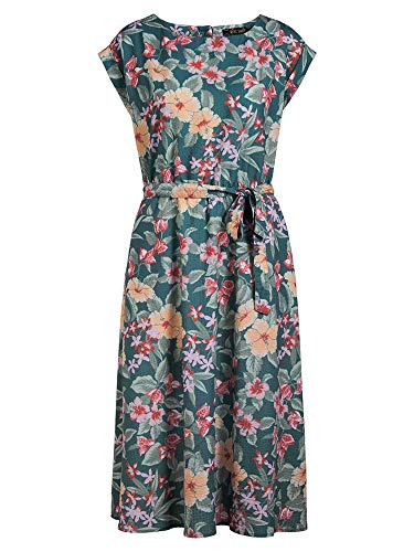 King Louie dames A-lijn jurk Betty Loose Fit Dress St Kitt