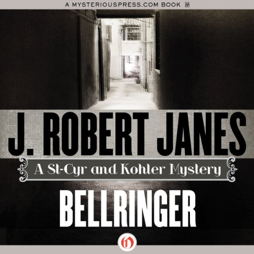 Bellringer audiobook cover art