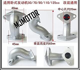 Carburetor Intake Manifold Engine For Cross Engine Jh70 110 For Honda Motorcycle Chinese Qj For Yamaha Atv Moped Part