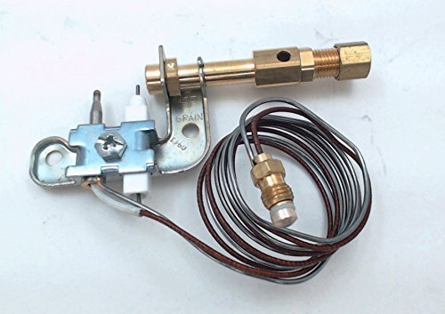 SRT Appliance Parts 2-Wire (120630-02) LP Gas Pilot ODS Assembly, Thermocouple, 32