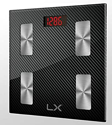 Luxitude BMI WiFi Scale with Smartphone App