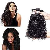 Extensiones de Pelo natural rizadas Adhesiva Cabello Humano - 10 pulgadas - brasileñas - jerry curl