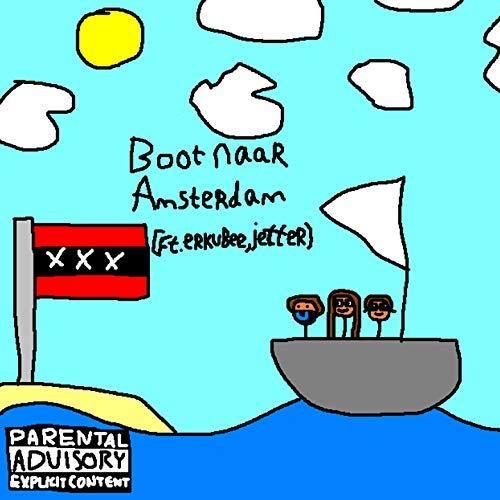 Boot Naar Amsterdam (feat. Jetter, Erkubee)