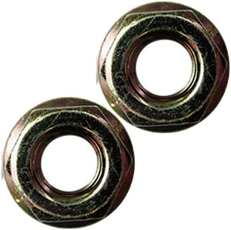 wholesale Craftsman/Husqvarna/Poulan discount (2 Pack) Replacement high quality Chainsaw Bar Nut # 530015917-2PK sale
