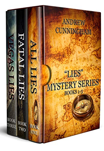 """""""Lies"""" Mystery Thriller Series, Books 1-3 (English Edition)"""