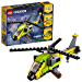 LEGO Creator 3in1 Helicopter Adventure 31092 Building Kit, 2019 (157 Pieces) (Renewed)